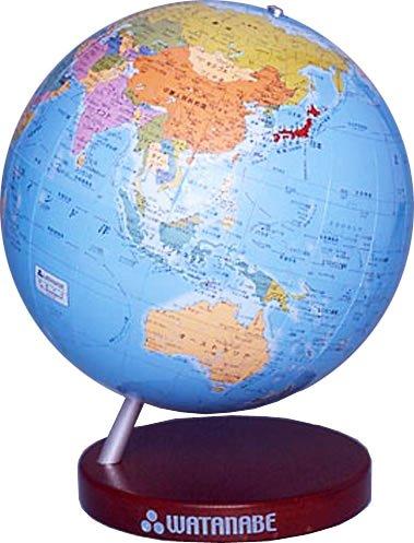 地球儀を買いましょう(^^):...